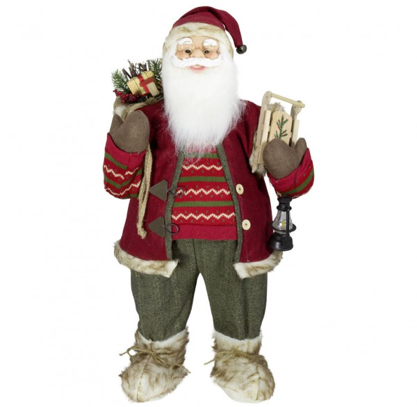 Weihnachtsmann Daniel 80cm