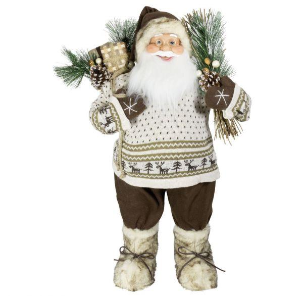 Weihnachtsmann 80cm Johnason