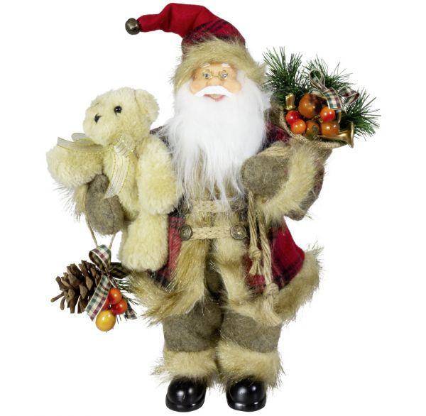 Weihnachtsmann 30cm Corvin
