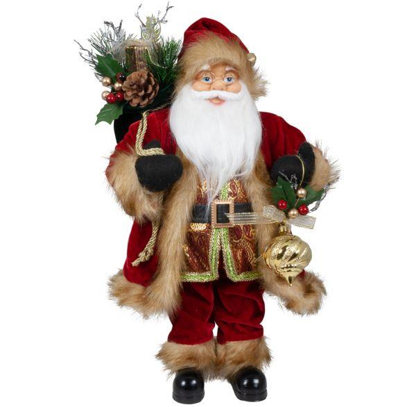 Weihnachtsmann 45cm Bene