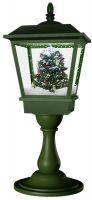 Schneiende LED Tischlaterne Baum 60cm