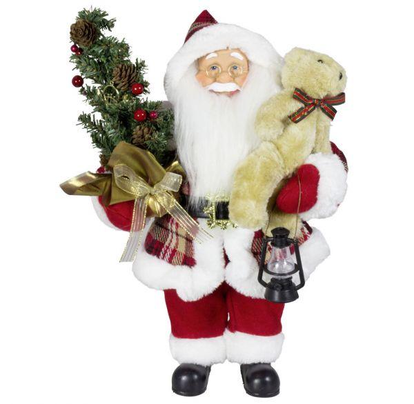Weihnachtsmann 45cm Carlo