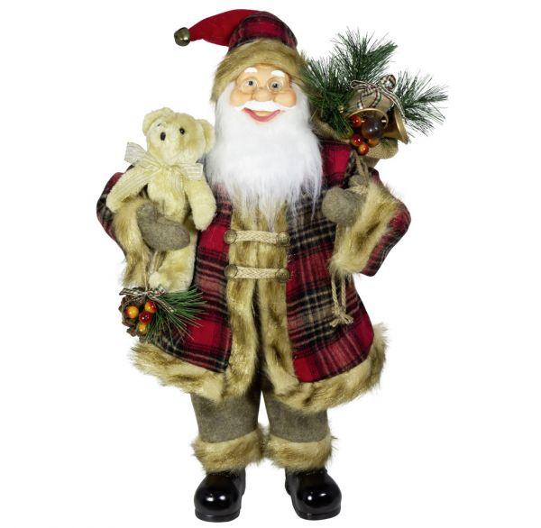 Weihnachtsmann 60cm Corvin
