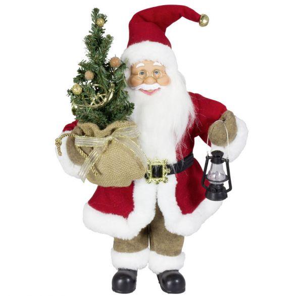 Weihnachtsmann 45cm Samuel