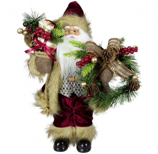 Weihnachtsmann 30cm Aaron