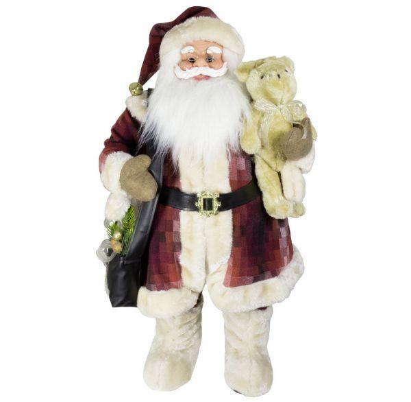 Weihnachtsmann 80cm Rune