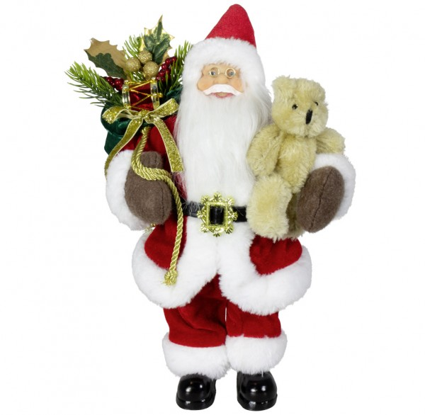 Weihnachtsmann 30cm Hubert