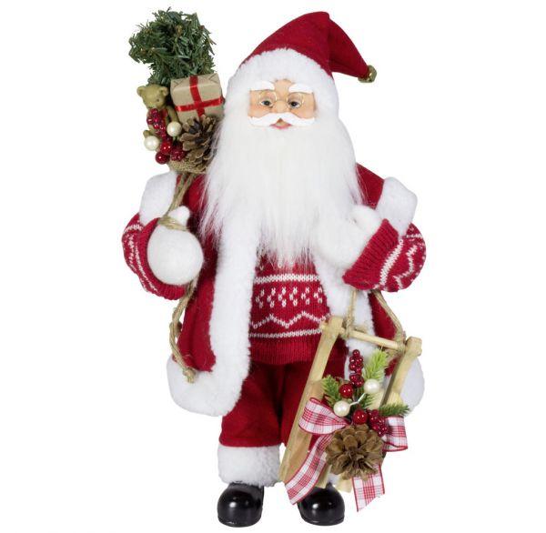 Weihnachtsmann 45cm Heiner