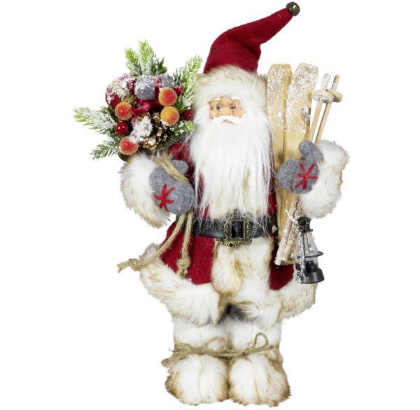 Weihnachtsmann 30cm Laurin