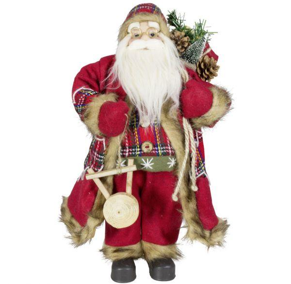 Weihnachtsmann 45cm Mika